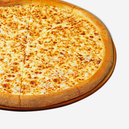 <p>芝士披萨:莫扎里拉芝士鱼柔韧冰滴完美融合,辅以酸甜适口的比萨酱,浓郁醇香,口口劲道。搭配棒约翰独有的蒜香酱,是芝士爱好者的首选。</p>