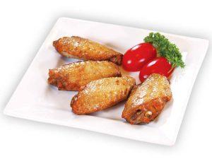 <p>BBQ鸡翅,香郁美味,直透到底。(120g)</p>